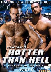 Raging Stallion, Hotter Than Hell part 1