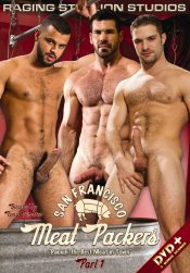 Raging Stallion, San Francisco Meat Packers 1