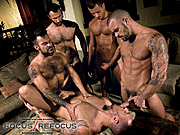 Raging Stallion, Focus The Story Begins